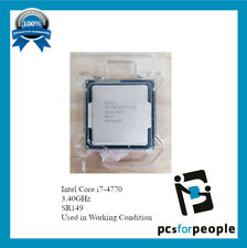Intel Core i7-4770 3.40GHz Quad Core LGA 1150 CPU