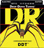 DR Strings DDT-13 Drop Down Tuning Electric Guitar Strings 13-65