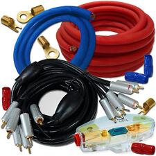 Dietz 206K-HAMA 6 Kanal Kabelset 20mm² Kabelkit Kabel Set > Endstufe Verstärker