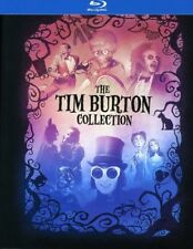 The Tim Burton Collection [New Blu-ray] Boxed Set, Gift Set, With Book