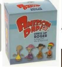 American dad dress up Roger mini kit