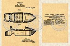1921 HARLEY DAVIDSON SIDE CAR Patent - Motorcycle #729