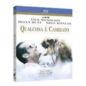 Blu Ray QUALCOSA E' CAMBIATO Jack Nicholson ** Edizione Speciale **  ......NUOVO