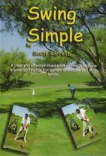 FULL SWING - SWING SIMPLE GOLF INSTRUCTION DVD VIDEO - SCOTT BARRETT