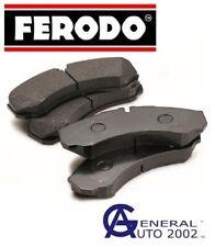 Pastiglie Freno Ant FIAT MAREA 2.4 TD 125 kw91 FDB1052 FERODO