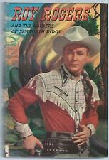 Roy Rogers And The Raiders Of Sawtooth Ridge Snowden Miller Adprint UK Hardback
