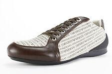 New Emporio Armani Size 7 US Men's Shoes Brown   - NIB
