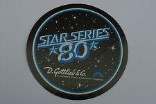 DECOR ADHESIF DE PORTE GOTTLIEB STAR SERIE 80