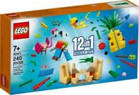 LEGO 40411 12-IN-1 BUILDING SET VIP EXCLUSIVE BRAND NEW!