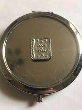 Witches Libro Di Incantesimi TG272 BELLE peltro a forma rotonda specchio compatto