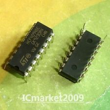 50 PCS HCF4094BE DIP-16 HCF4094 8-STAGE SHIFT-AND-STORE BUS REGISTER