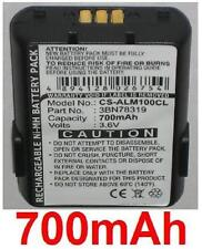 Batterie 700mAh type 3BN78319 Pour T-MOBILE Octophon Open 400 D