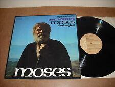 ENNIO MORRICONE  - MOSES THE LAWGIVER  - LP USA RCA TBL1-1106 - OST -1974
