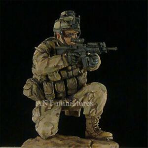 1/35 US Mordern Navy Soldier Resin Kits Unpainted Figure Model GK Unassembled