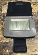 Sony PIC-2000 Magic Link Personal Intelligent Communicator With Case And Battery