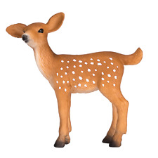 Mojo DEER FAWN wild countryside animals play model figure toys plastic forest
