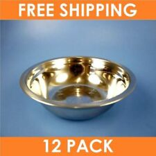 Unbranded Stainless Steel Salad Bowl Dinnerware Bowls