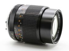 Asanuma 135mm Auto-Tele f/2.8 Portrait Lens for Yashica Contax Mount SLR Camera