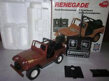 Jeep cj 7 rc  DICKIE vintage radio renegade like sears taiyo
