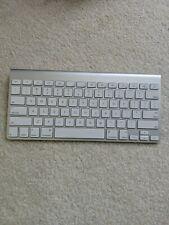 Apple Bluetooth Wireless Keyboard model A1314