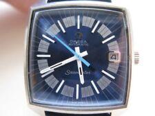 Relojes de pulsera Seamaster de acero inoxidable