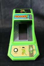 Coleco Official Frogger By Sega Table Top Mini Arcade Game 1981