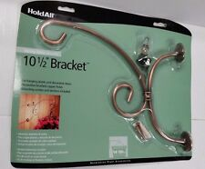 "HoldAll 10.5"" Gazing Globe Accents Plant Hanger Bracket Holder #742BC New"