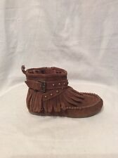 Next Girls Brown Boots Size 11