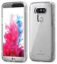 PUREGEAR SLIM SHELL PRO CLEAR ANTI-SHOCK CASE COVER FOR LG G5 PHONE