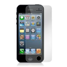 5Pcs Clear LCD Guard Shield Screen Protector Film for Apple iPhone 5 5S 5C
