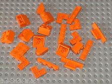 Lot 22 pieces LEGO Star Wars Orange set 7171 Mos Espa Podrace
