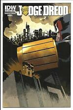 JUDGE DREDD # 12 (FIRST PRINT, COVER A, OCT 2013), NM NEW