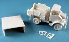 Milicast BB106 1/76 Resin WWII 4X2 F8 Ford GS Truck CMP no.12, 2B1 Body w Cover