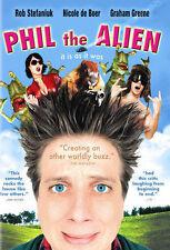 Phil the Alien (DVD, 2006) Rob Stefaniuk
