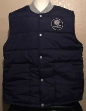 """Mitchell & Ness Men's 4XL Dallas Cowboys """"Play Clock"""" Throwback Vest Jacket NFL"""