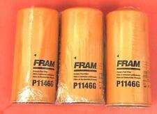 Lot of 3 Fuel Filter Fram P1146G For CHEVROLET,FORD,FREIGHTLINER,GMC,VOLVO