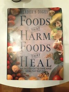 FOODS THAT HARM FOODS THAT HEAL (HARDCOVER BOOK)
