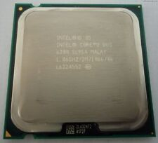 Intel Core 2 Duo e6300, Socket 775, FSB 1066, 1,9 GHz, Dual Core, l2 2mb, sl9sa