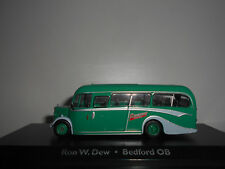 BEDFORD OB RON W. DEW BUS COLLECTION #103 PREMIUM ATLAS 1:72