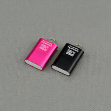 Mini Size USB2.0 Micro SD TF T-Flash Card Reader Adapter Up To 480Mbps