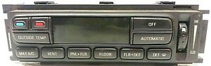 98-02 Ford Expedition Navigator F150 digital Climate Control A/C Heater Temp 4X4