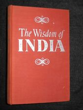 The Wisdom of India - Lin Yutang - 1949 - Indian Culture, Short Stories, Poems