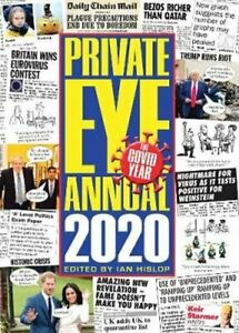Private Eye Annual 2020 by Ian Hislop 9781901784688 | Brand New