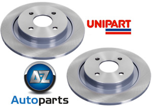 For Ford Focus/Turnier Rear Brake Discs (Pair) ST170 OE 2M5V2A315AA