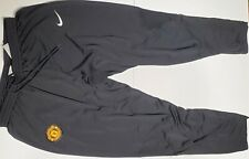 Nike 2005/2008 Manchester United Soccer Warm up/Training Pants L (Player Isued)