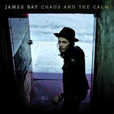 James Bay Chaos and The Calm LP Vinyl 33rpm 2015