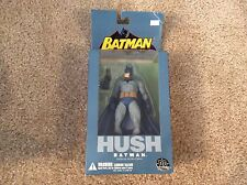 DC DIRECT HUSH SERIES 1. BATMAN ACTION FIGURE UNOPENED NRFB