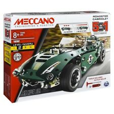 Meccano 5 Model Pull Back Car