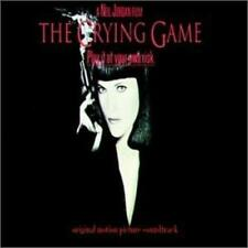 The Crying Game - CD MUSIC ALBUM - Movie Soundtrack - Boy George - RARE !!