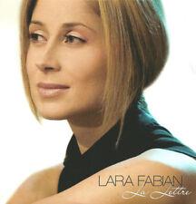 CD CARTONNE CARDSLEEVE LARA FABIAN LA LETTRE 2T NEUF